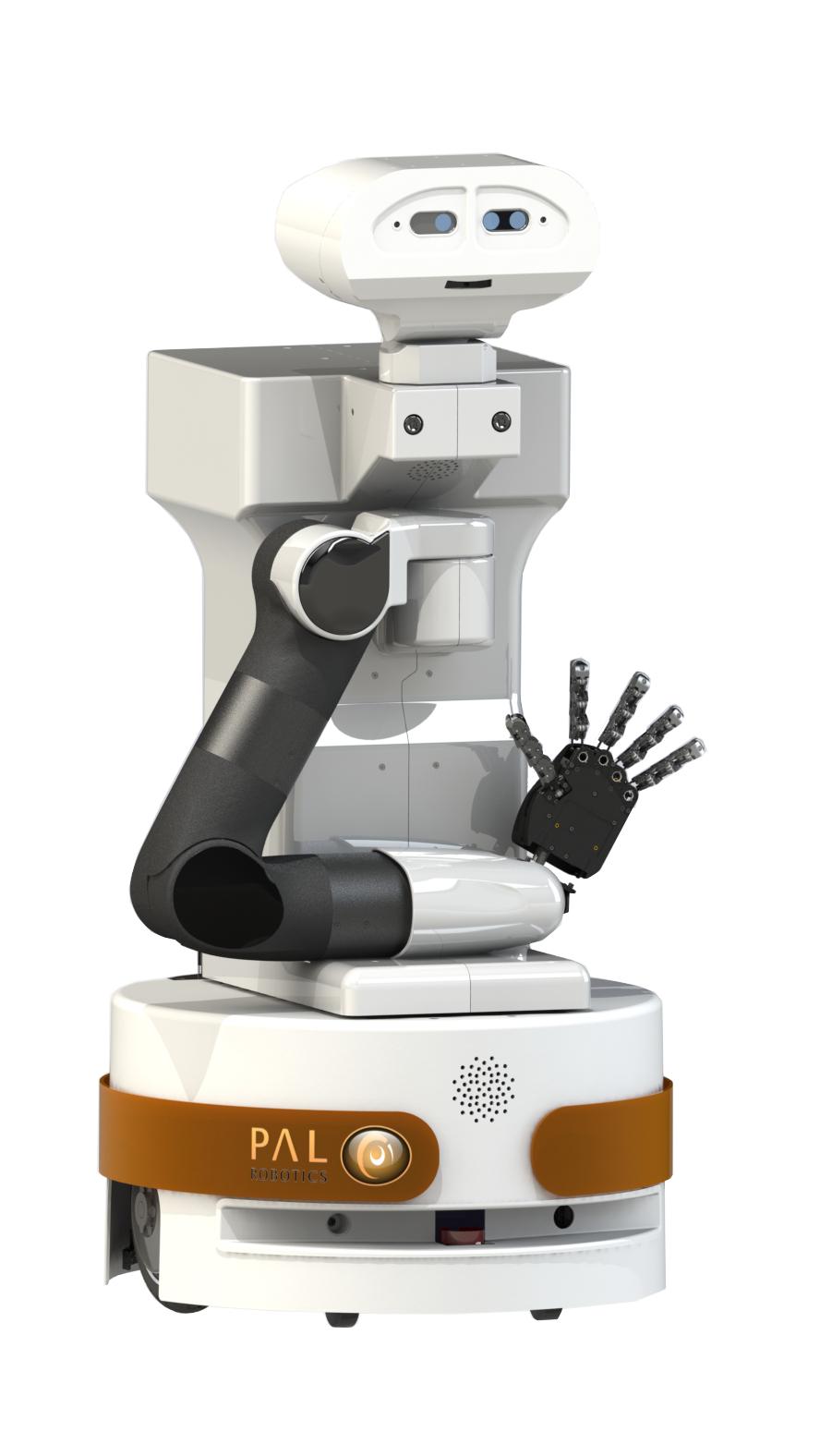 Robot for research. TIAGo Titanium version