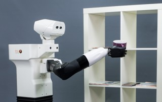 TIAGo mobile manipulator robot