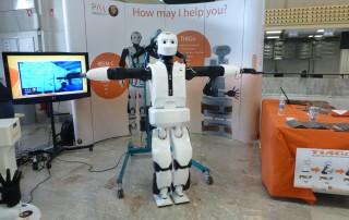 REEM-C Humanoid Robot