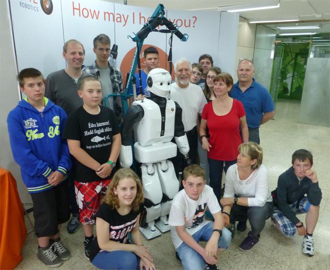 Edison Klub robotics Hungary