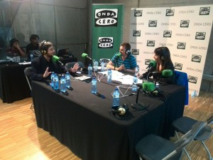 Interview to Francesco Ferro at Onda Radio