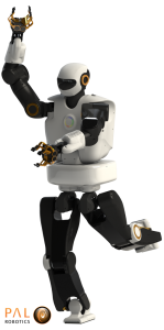 TALOS robot from PAL Robotics