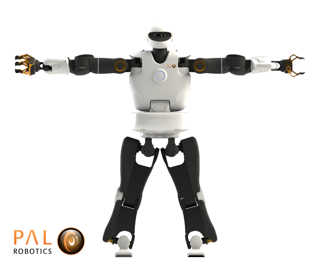 TALOS Robot by PAL Robotics.