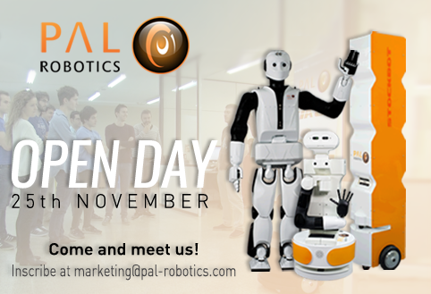 PAL Robotics Open Day