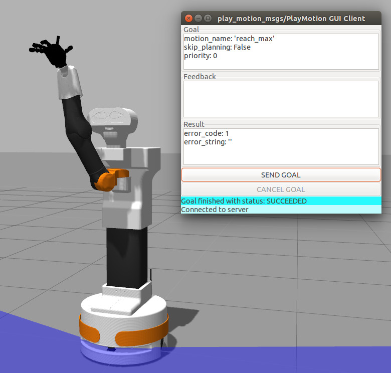 TIAGo ROS Tutorial 1 - How to control the cobot?