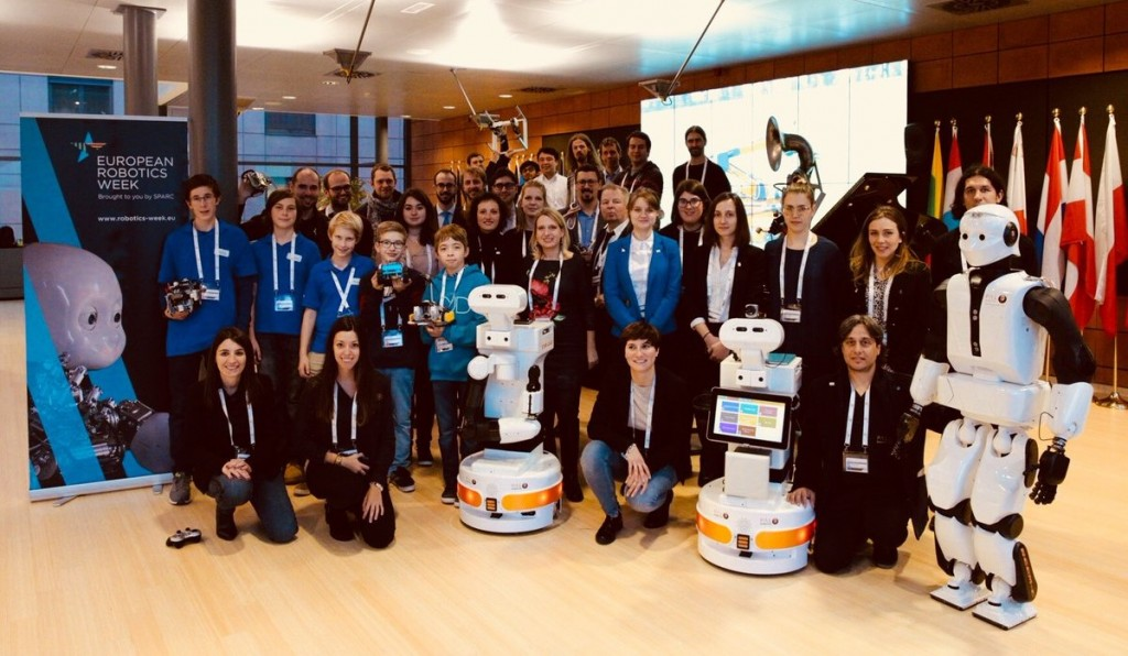 European-Robotics-Week-Brussels-Education-PAL