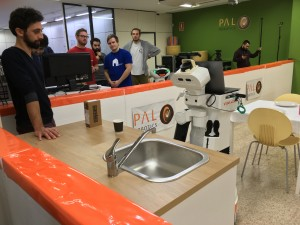 European-Robotics-League-Barcelona-test