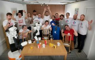 ERL-Robot-League-Edinburgh-TIAGo-PAL-Robotics