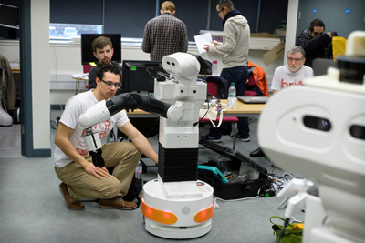 ERL-Robot-League-Edinburgh-TIAGo-PAL-Robotics