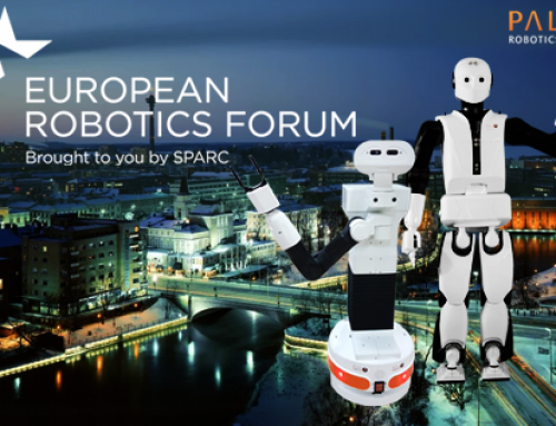 ERF: The annual date of the European robotics community is here again!