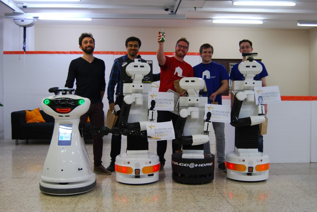 HOMER-Team-PAL-Robotics-ERL-Barcelona-Tournament-Service-Robotics
