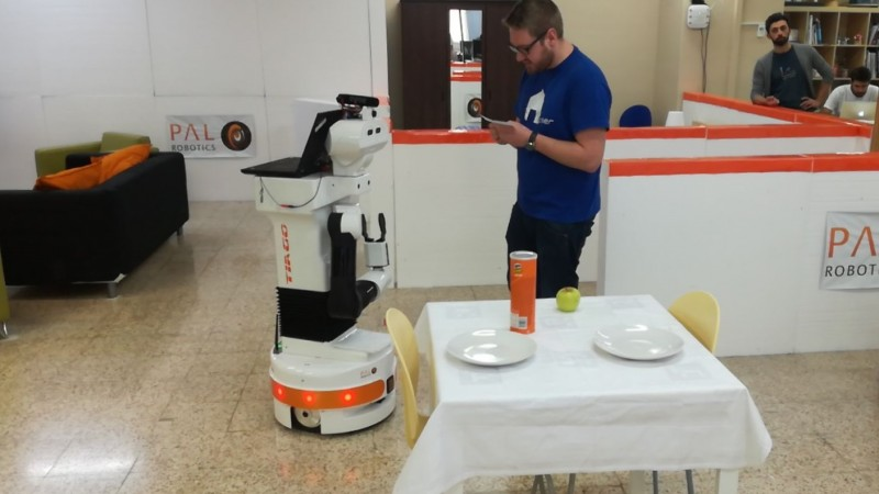 ERL-PAL-Tournament-Service-Robots-Barcelona-HOMER-Uni-Koblenz