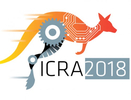 ICRA 2018, Robotics and Automation landing in Australia!