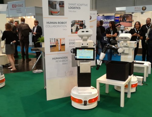 Automatica 2018: It's all about collaborative robots