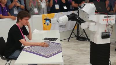 MMH-TAMS-TEAM-Hackathon-TIAGo-PAL-Robotics