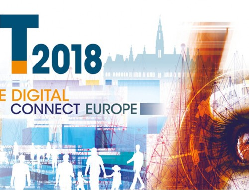See you at ICT 2018 in Vienna!