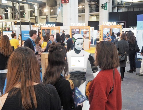 MWC 4YFN: Robotics, AI and Connectivity, the perfect mix