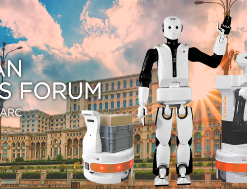 ERF2019: Roboticists in Europe, to come together in Bucharest!
