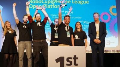 Robocup 2019 winning