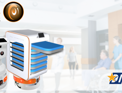 PAL Robotics is fighting COVID-19 in hospitals through DIH-HERO