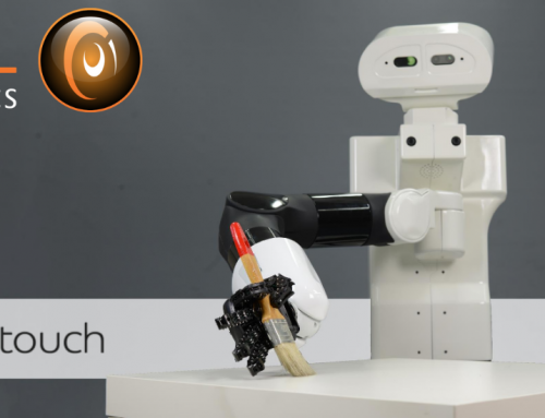 Developing a sense of touch in robotics with project NeuTouch