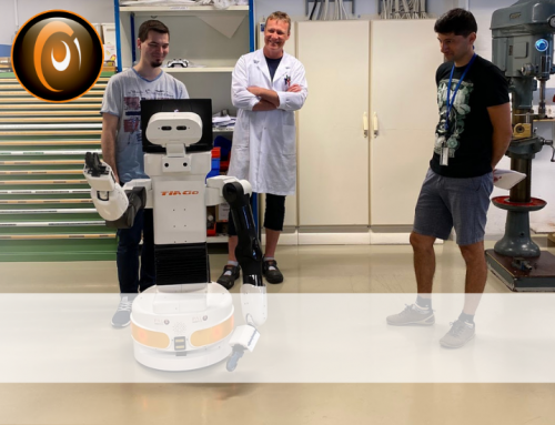 TIAGo helps the IFE in Norway explore HRI and human perceptions of robots