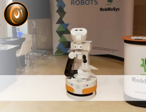 Developing composable models and software for robotics systems with project RobMoSys