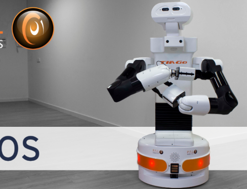 Developing the ROS2 Control project for robots supporting ROS2 software