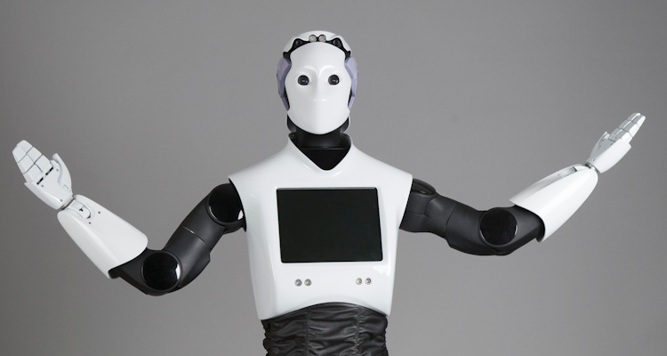 Reem Robot will be in Nou Barris Park this Saturday!