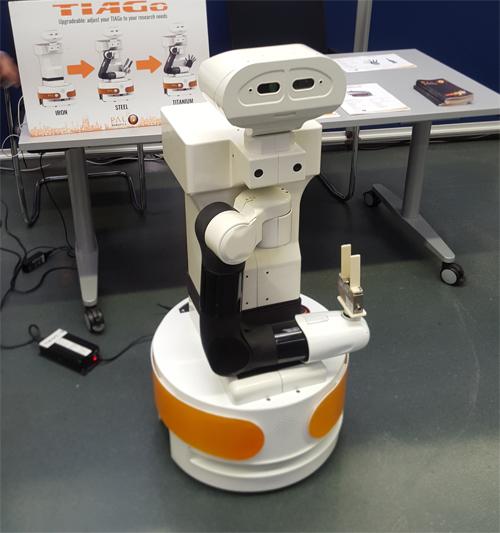 TIAGo collaborative robot
