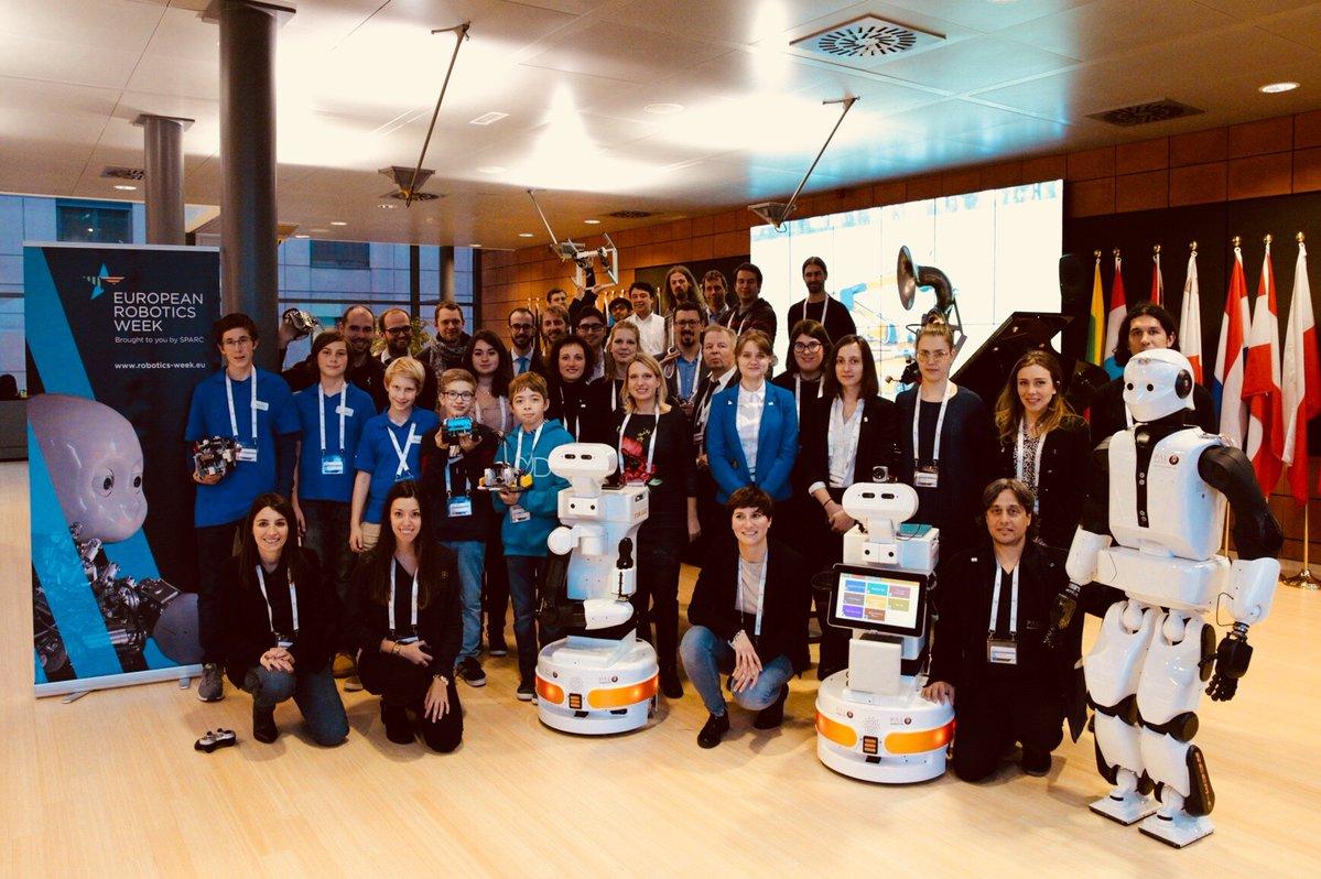 European-Robotics-Week-Brussels-Education-PAL