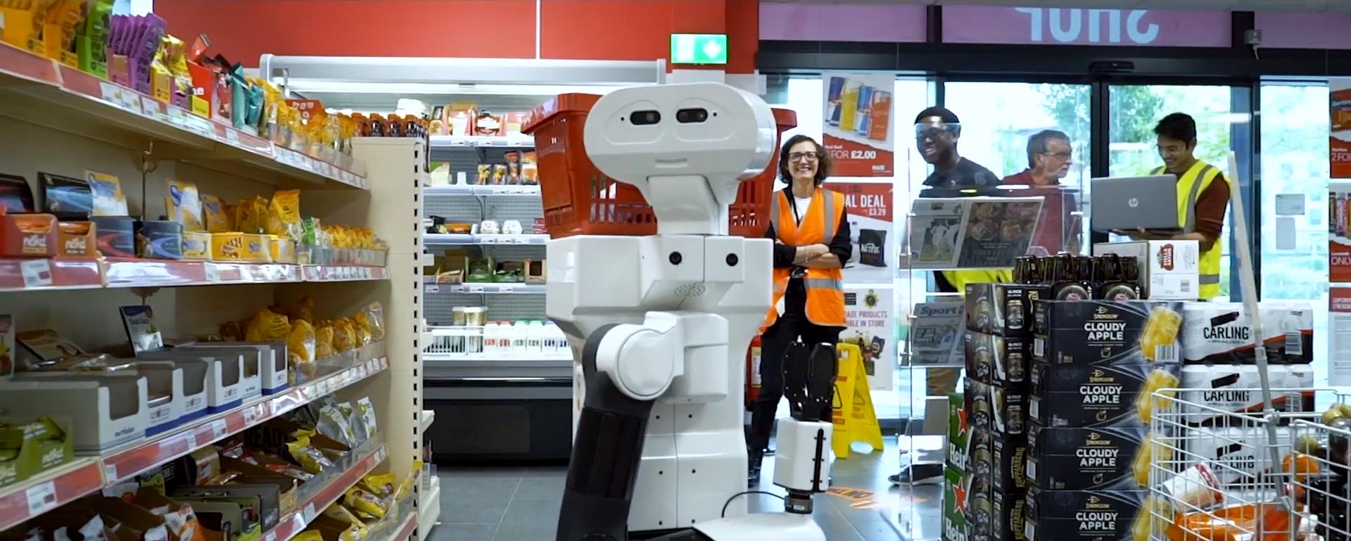 TIAGo-smart-cities-robot