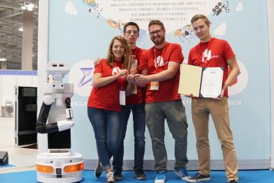 world-robot-summit-TIAGo-robot-Homer-team-winner