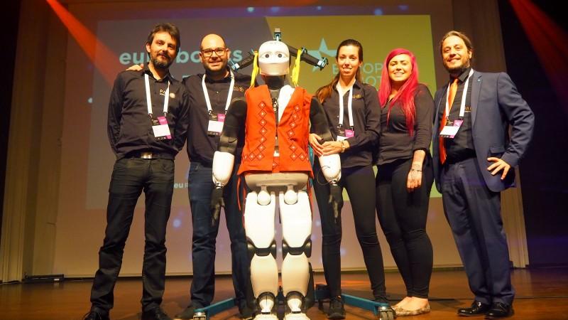 ERF2019 European Robotics Forum