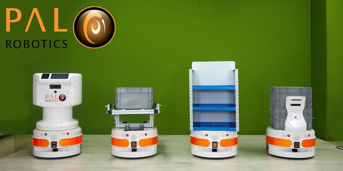 How to build a solution for fighting coronavirus using the TIAGo Base robot