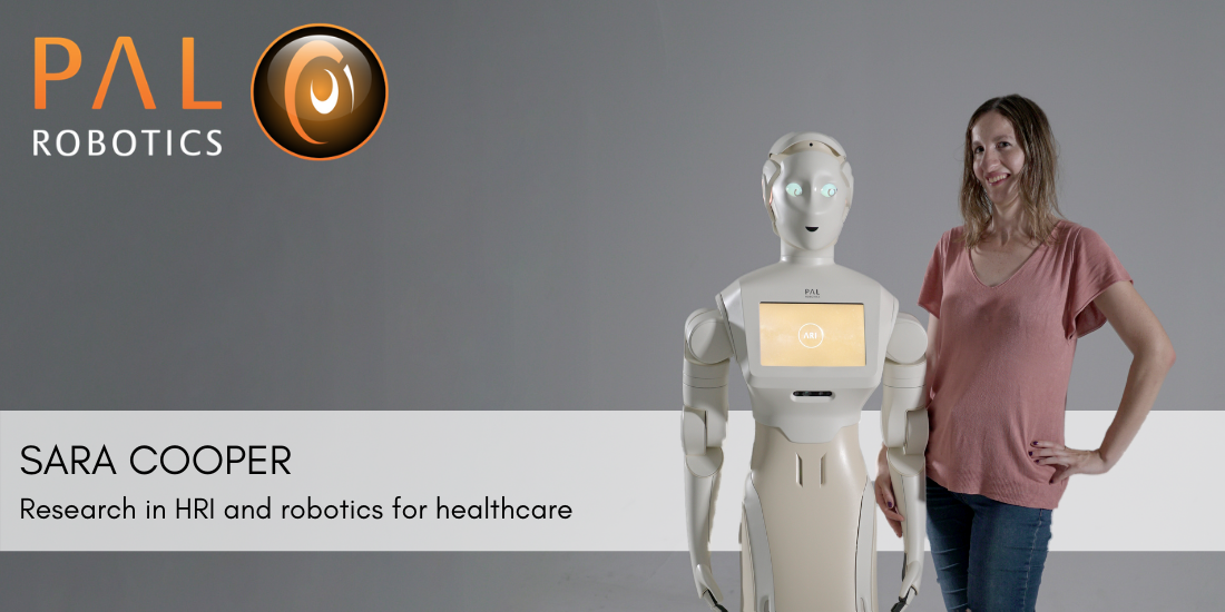 Insights on research in HRI and robotics for healthcare by Sara Cooper
