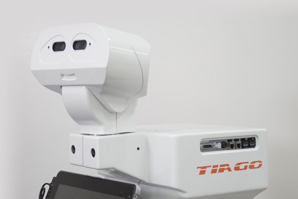 PAL Robotics' TIAGo robot